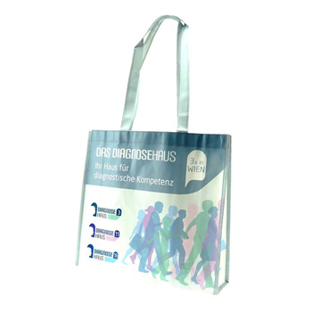 Non-Woven Full Color Tote Bag