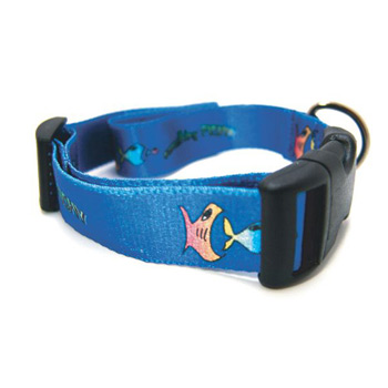 Air Imported Digitally Sublimated Pet Collar
