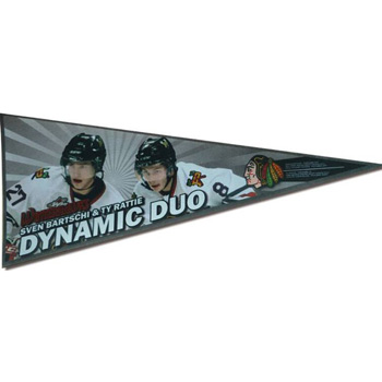Full Color Felt Pennant