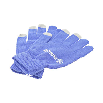 Texting Gloves - 1 Color Imprint