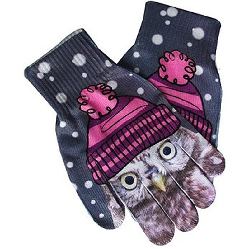 Texting Gloves - Full Color Sublimated