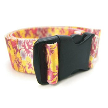 Sublimated Luggage Strap