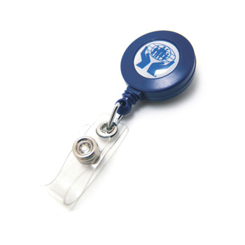 4-Color Process Color Badge Reel