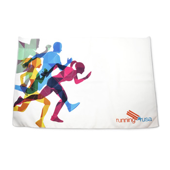 Full Color Rally Towel - 16x25