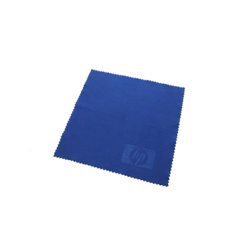 "Debossed 6"" x 6"" Microfiber Cloth"