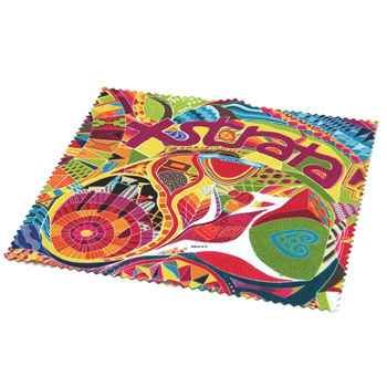 "Heavy Duty Microfiber Cloth - 6"" x 6"""