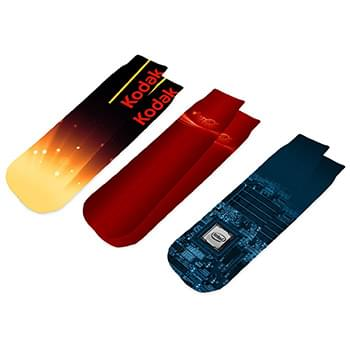 Sublimated Mid Calf Socks (Domestically Made)